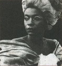 Chica (Xica) da Silva was an 18th century slave who became a rich, elite woman through her relationship with a wealthy Portuguese diamond miner. Although sexual relations between masters and slaves were common in Brazil, the saga of Chica da Silva is noteworthy because it was a publicly acknowledged relationship. In the 1970s film, actress Zeze Motta (photo) portrayed Chica da Silva.
