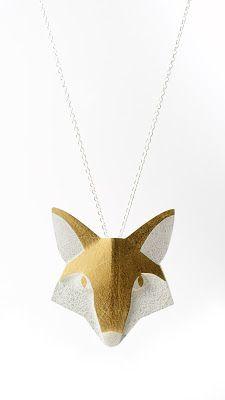 Renard Fox by Karine Rodrigue