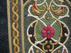 Renaissance Revival detail by Mariya Waters.