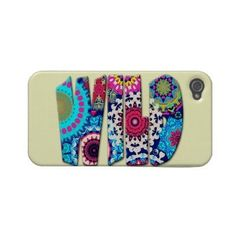 Fancy - Wild Mandela iphone cases from Zazzle.com by #In_case