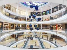 Beaugrenelle shopping mall///Paris