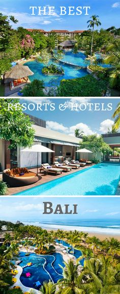 The best family resorts and hotels in Bali | Indonesia | Indonesia with kids | family travel | travel with kids | wanderlust | South East Asia