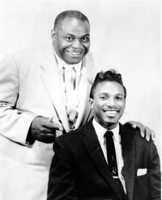 Willie Dixon and Otis Rush