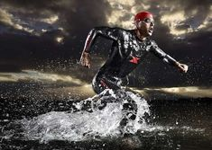 Extreme Athletic Photography - These Tim Tadder Sports Captures are Highly Detailed (GALLERY)