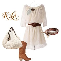 country girl, created by kayla-hight on Polyvore