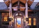 Custom Log Homes - Teton Heritage Builders