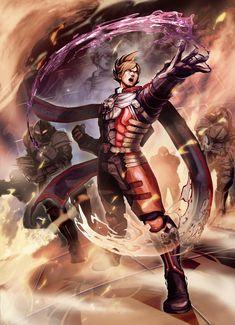 Lars Alexandersson Tekken 7  Credits to the artist