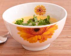 Картофена крем супа / Creamy potato soup