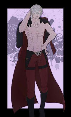 Devil May Cry || Dante Sparda