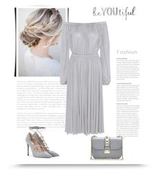 """""""#6203"""" by bliznec ❤ liked on Polyvore featuring Valentino and valentino"""