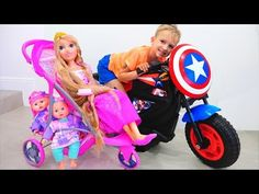 Vlad and Nikita like superheroes Baby Strollers, Youtube, Kids Fashion, Children, Fun, Chucky, Patch, Cleaning, Christmas