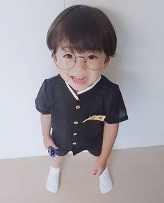 Cute Asian Babies, Korean Babies, Asian Kids, Cute Babies, Cute Boys, Kids Boys, Baby Kids, Cute Baby Boy Photos, Ulzzang Kids