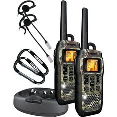 Uniden Submersible 50-Mile GMRS/FRS Two-Way Radios with Charging Kit - Camo (GMR5099-2CKHS) Uniden http://www.amazon.com/dp/B007B5ZGTM/ref=cm_sw_r_pi_dp_BYK4tb02F9TDD