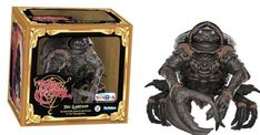 """Funko have revealed a new Reaction figure from """"The Dark Crystal"""", The Garthim, will be released at Toys""""R""""Us in the middle of March. What do you think of this figure? Independence Day Alien, Vinyl Figures, Action Figures, Funko Game Of Thrones, Japanese Toys, The Dark Crystal, Jim Henson, 2017 Photos, Toys R Us"""