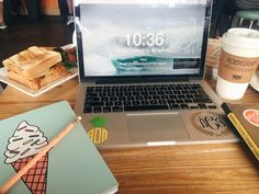 """politic-elle: """" Study tip: change your scenery! Find local coffee shops in your area & plan a study date with a friend! At the very least you'll have a good time people watching on your study breaks! 😊 """""""