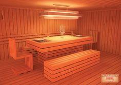 Six Stars Air-Con Maintenance: Dining room sauna