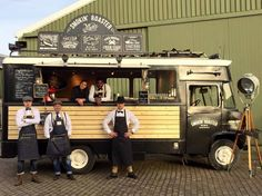 mercedes food truck - Google Search - nice!