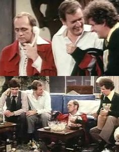 "The infamous Thanksgiving episode from ""The Bob Newhart Show"" aka ""moo goo gai pan""!!!"