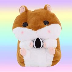 VALENTINE'S DAY SALE-PLUSH SQUIRREL BACKPACK