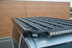 Tuning, styling and extra. equipment for VW Tra . Vw T5, T5 Bus, Transporter Van, Volkswagen Transporter, Camper Hacks, Bus Camper, Van Roof Racks, Patrol Y61, Car Shed