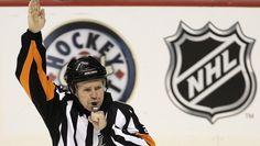 The NHL Playoffs Great Referee Debate