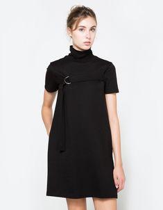 Steel Dress in Black