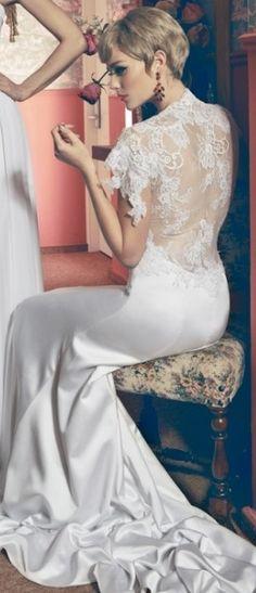Shimon Dahan & Yona Ben Shushan's bridal collection 2013 .