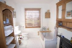 Check out this property for sale on Rightmove! Small Cottage Bathrooms, Property For Sale, New Homes, Bathtub, Standing Bath, Bathtubs, Bath Tube, Bath Tub, Tub