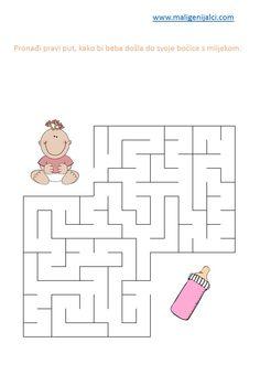 Labirint - prvi izazov
