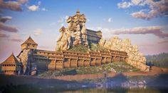"""Заповідник """"Тустань"""". Українське середньовіччя і віртуальна реальність   Українська правда _Життя"""