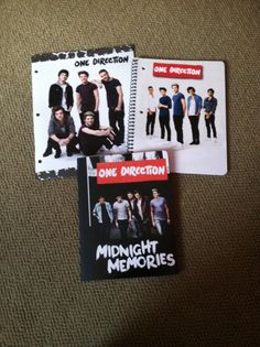 Weekly fave #9: One Direction school supplies!