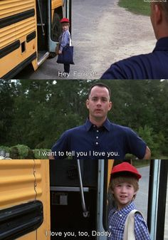Forrest Gump - one of my all time favorites
