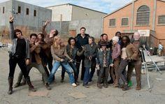 Tous les comptes Twitter des acteurs de The Walking Dead