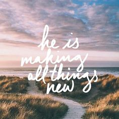 Have faith in Him.