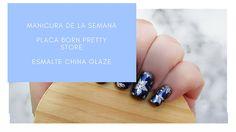 Wenas a tod@s! Hoy ya tenéis nueva entrada de la manicura de la semana en mi blog. Espero os guste. Aquí tenéis el enlace directo.  http://ift.tt/2fKMUIM  #blogg#blog#esmalte#nail#nailart#nails#manicure#stamping#plates#bornprettystore#chinaglaze#silver#blue#black