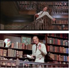 My Fair Lady http://flavorwire.com/392753/the-20-most-beautiful-libraries-on-film-and-tv/13/