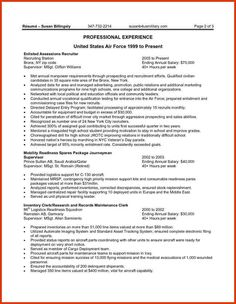 Sample Government Resume Cover Letter For Job Resume  Resume  Pinterest  Job Resume