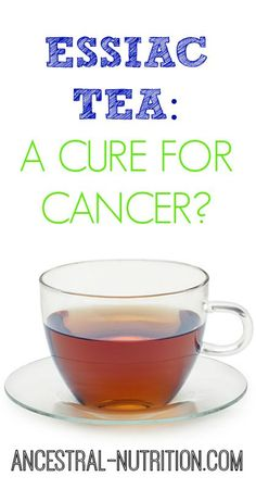 Essiac tea was re-discovered by Rene Caisse. She was a Canadian nurse working at a hospital when she encountered a woman who claimed to have been cured of breast cancer.