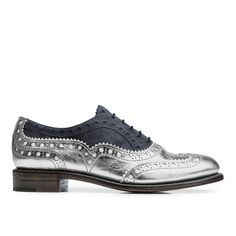 Mr Doubt Brogue Oxford