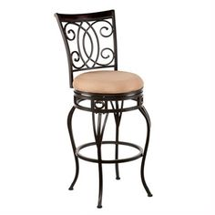 Shop Hillsdale Furniture  4166-8 Canton Swivel Stool at ATG Stores. Browse our bar stools, all with free shipping and best price guaranteed.