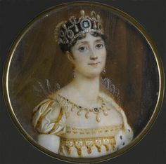After Baron Gérard François Pascal Simon, Portrait of Empress Joséphine
