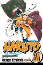 Naruto. Vol. 20, Naruto vs. Sasuke