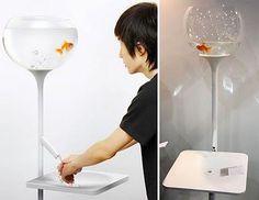Lavabo aquarium