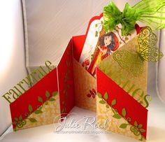 Pumpkin Belly Cards  Polkadoodles Copics