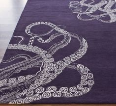 Love The Octopus Rug