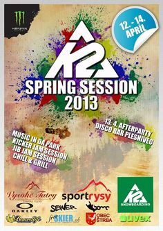 K2 Spring Session / Štrbské Pleso