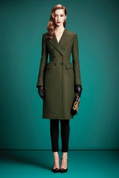 Gucci Pre-Fall 2013 Collection Slideshow on Style.com