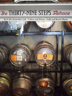 The Thirty-Nine Steps Micro Pub      Broadstairs Kent           www.micropubcrawl.co.uk