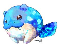 A Spheal for the awesome Spheal are so fun to draw! They're so squishy looking. Go watch him if ya already haven't! Pokemon Show, Mega Pokemon, Pokemon Memes, Pokemon Fan Art, Pokemon Stuff, Pokemon Team, First 150 Pokemon, Water Type Pokemon, Art Challenge