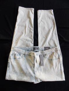 Women's Clothing Chicos So Slimming Women Sz Oo Multi-color Animal Print Straight Leg Capri Pants Clearance Price
